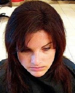 после лечения волос